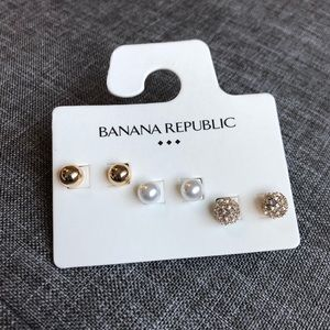 Banana Republic Stud Earrings